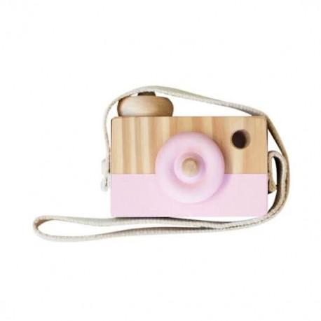 Woody Camera Roze