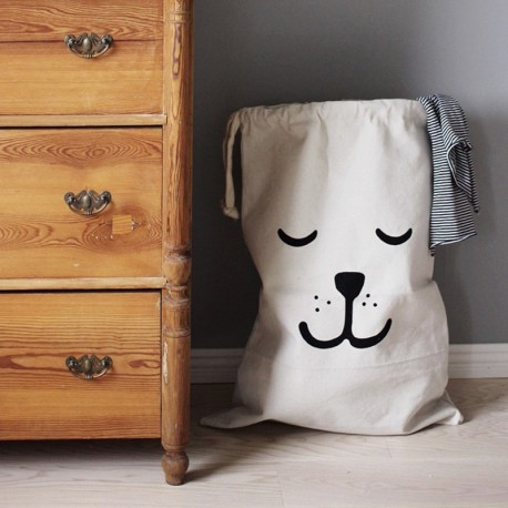 JPES Storage Bags Sleepy Bear
