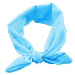 JPES Baby Haarband Lichtblauw