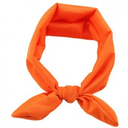 JPES Baby Haarband Orange