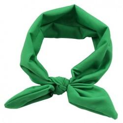 JPES Baby Haarband Groen