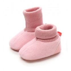 JPES Sok Babyslofjes Roze