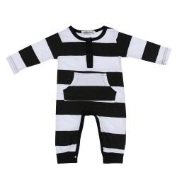 Stripes Baby Pyjama